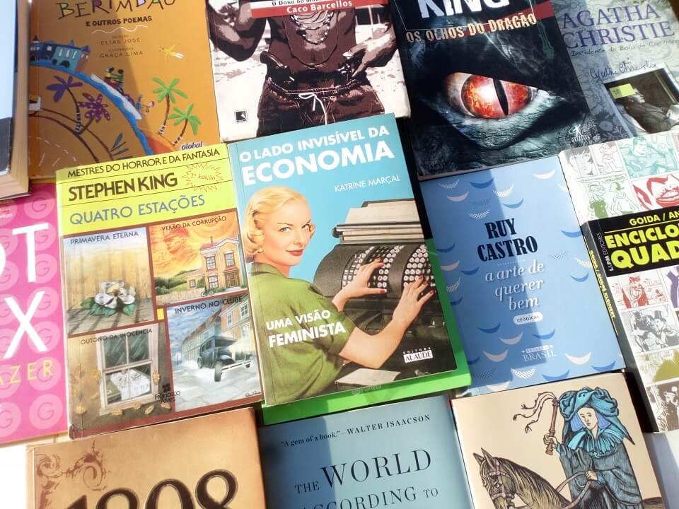 Acesse nossa loja virtual de livros e discos! Endereço físico: Rua Paula Gomes, 380, São Francisco, Curitiba - dentro da Doceria Erva Doce.