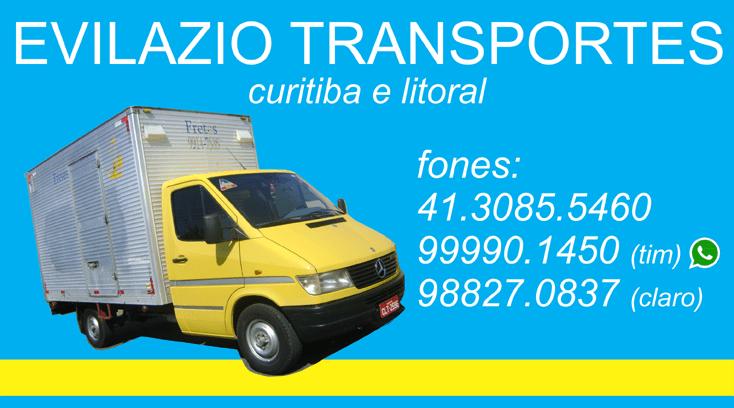 EVILASIO TRANSPORTES