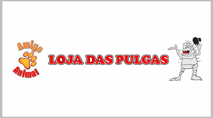 """A Loja das Pulgas é parceira da """"Associação do Amigo Animal"""" que abriga cerca de 1000 cachorros resgatados em Curitiba e região. Recebemos e vendemos todo tipo de doação em parceria com a Associação."""